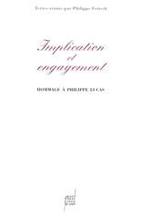 Implication et engagement
