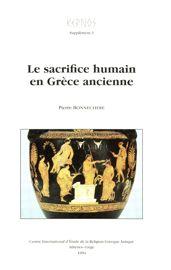 Conclusion. Le sacrifice humain en Grèce ancienne: un phénomène marginal au centre de la «polis»