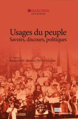 Usages du peuple