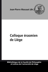 Colloque érasmien de Liège