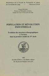 Population et révolution industrielle