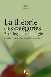 L'articulation du logique et de l'ontologique dans les catégories d'Aristote