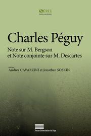 Situations de Charles Péguy