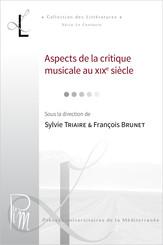 Aspects de la critique musicale au XIXe siècle