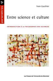 Entre science et culture