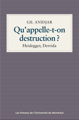 Qu'appelle-t-on destruction ?