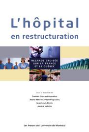L'hôpital en restructuration