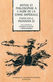 Éditions, traductions et études du Huainan zi