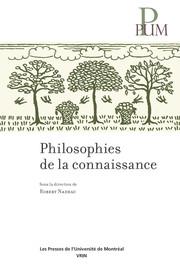 4. Le savoir selon Guillaume d'Ockham