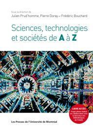 Sciences, technologies et sociétés de A à Z