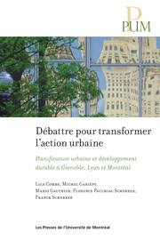 Chapitre V. Les transformations de l'action publique urbaine