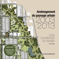 Aménagement du paysage urbain