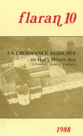 La croissance agricole du Haut Moyen Âge