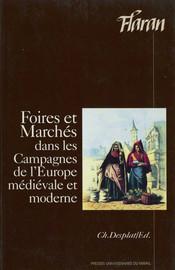 Foires et marchés fréquentés par les emboucheurs bas-normands (1750-1850)