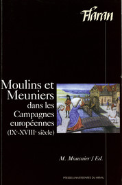 Les moulins en Catalogne au Moyen Âge