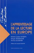 L'apprentissage de la lecture en Europe