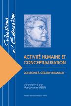 Activité humaine et conceptualisation