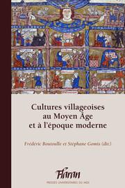 Cultures villageoises au Moyen Âge et à l'époque moderne