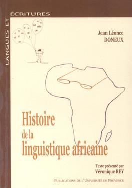 Histoire de la linguistique africaine