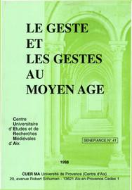 Gestes et pudeur dans les romans courtois du XIIIe siècle