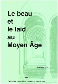 Le Beau et le Laid : fonction et signification dans Erec et Enide de Chrétien de Troyes