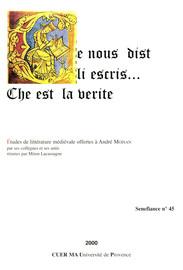 Le terroir d'Orson de Beauvais