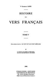 Chapitre I. La fin de l'assonance et des végétations médiévales