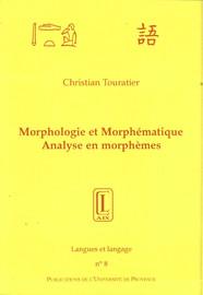 Chapitre II. Conjugaisons
