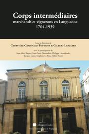 La Chambre de commerce de Montpellier au XVIIIe siècle