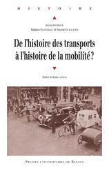 De l'histoire des transports à l'histoire de la mobilité?