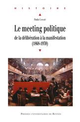 Le meeting politique
