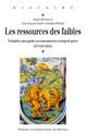 De la neutralité à la relation tributaire: la Franche-Comté, le duché de Bourgogne et le royaume de France aux XVIe et XVIIe siècles