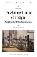 L'enseignement mutuel en Bretagne