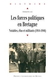 Les forces politiques en Bretagne