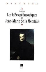 Les idées pédagogiques de Jean-Marie de la Mennais