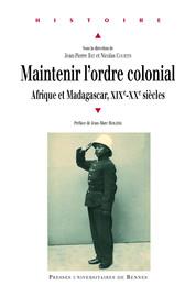 Introduction générale. Le maintien de l'ordre dans l'empire français: une historiographie émergente1