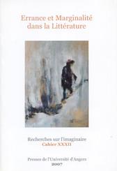 Errance et marginalité dans la littérature