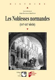 Conclusions. Perspectives de recherches sur l'histoire des noblesses normandes