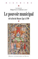 Le pouvoir municipal