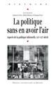 L'iconoclasme: une pratique politique? (1814-1848)