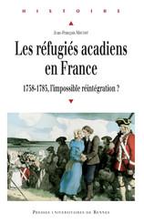 Les réfugiés acadiens en France