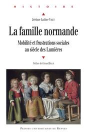 Chapitre V. Les sociétés familiales