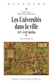 Autonomie, monopole, concurrence: le facteur urbain dans la construction du réseau universitaire dans les Provinces-Unies