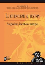 Introduction. Le journalisme «au féminin»: dynamiques de spécialisation, enjeux organisationnels et traitement de l'information