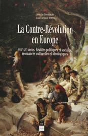 Mythes contre-révolutionnaires dans les révolutions en Italie (1796-1860)