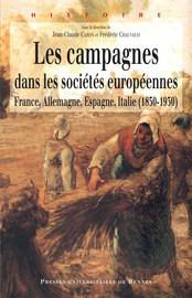 Campagnes et société rurales en Italie aux xixe et xxe siècles: un problème d'historiographie