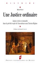 Une justice ordinaire