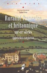 Ruralité française et britannique, XIIIe-XXe          siècles