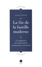 La fin de la famille moderne
