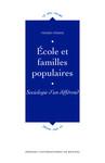 École et familles populaires
